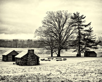 Valley Forge Winter 2